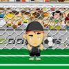 Verrückte Freistoß von Flashgamesfan com Spiel