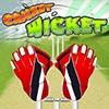 Cricket WIcket Spiel