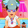 Niedliche Baby-Dress Up Spiel