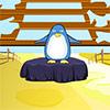 Niedlichen Pinguin Flucht Spiel
