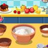 Leckere Schoko-Bananen-Muffins Spiel