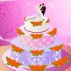 Design-perfekte Hochzeitstorten Spiel