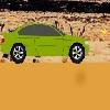Wüste Autofahrt Spiel
