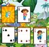 Dora-Solitaire Spiel