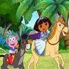 Dora Journey Rätsel Spiel