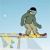 Downhill Snowboard 2 Spiel