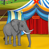 Elefant Zirkus Spiel