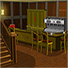 Flucht aus der Coffee-Shop Spiel