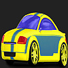 Fast ruled car coloring Spiel