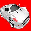 Schnellste Silber Auto Färbung Spiel