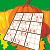 Herbst Zeit Sudoku Spiel
