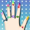 Nägel-Modedesign Spiel