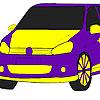 Schnell Flamme Auto Färbung Spiel
