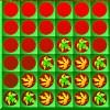 Falling Leaves vier in einer Reihe Spiel