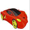 Schnell intensiv Auto Färbung Spiel