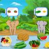 Feed The Baby Elephants Spiel