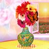 Flower Vase Dekoration Spiel