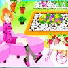 Blumen Garten Spiel