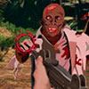 Forrest Offizier Zombies schießen Spiel