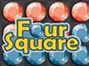 Vier quadratischen II Spiel