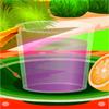 Fruchtige Sommergetränk Spiel