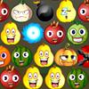 Obst-Gesichter Spiel