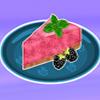 Frozen Blackberry Chiffon Zitronenkuchen Spiel