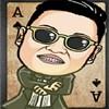 Gangnam Solitaire Spiel