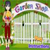 Garten-Shop Spiel