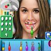 Gemma Atkinson bei Zahnarzt Spiel