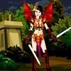 Girl Power Krieger Dress Up Spiel