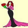 Gloria beste Kleid Färbung Spiel