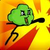 Grüne Wolke Faust Fury Spiel