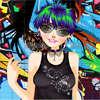 Graffiti-Mädchen Spiel