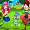 Happy Family Frühlingsausflug Spiel