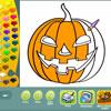 Halloween Malvorlagen Spiel
