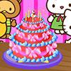 Hello Kitty Geburtstagskuchen Spiel