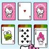 Hallo Kitty-Solitaire Spiel