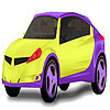 Heißen Piranha Auto Färbung Spiel
