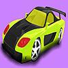 Heiße Rallye Auto Färbung Spiel