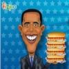 Hot-Dog-Obama Spiel