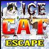 Eis-Katze-Escape-Spiel
