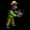 Ivan In der GNOME-Höhle Spiel
