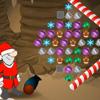 Juwel-Bergbau-Weihnachten Spiel