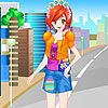 Lily-Urlaub in Tokio-Dress up Spiel