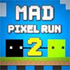 Mad Pixel Run 2 Spiel