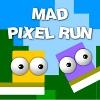 Verrückte Pixel Run Spiel