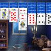 Magic Rooms Solitaire Spiel