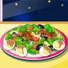 Make Family Salad Spiel