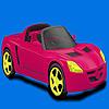 Marginale Stadt Auto Färbung Spiel
